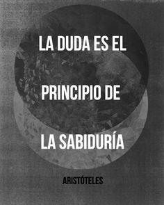 Aristóteles.