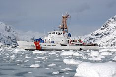 """USCGC """"ANACAPA"""" (WPB-1335) is a (110') Island Class Patrol Boat - Commissioned: 15 June 1990 - Crew: 2 Officers and 14 Enlisted - Home Port, Petersburg, Alaska - Armament: 1 x 25mm Mk 38 Machine Gun, 5 x .50 cal Browning M2 Machine Guns, 1 x 40mm Mk 19 Grenade Launcher and Various Small Arms - Still in Active Service, as of 2016"""