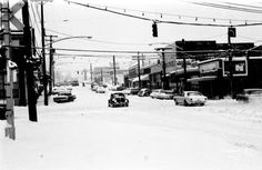 Abbotsford, 1965 just after Christmas