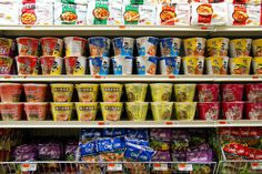 All sizes | Instant ramen aisle | Flickr - Photo Sharing!