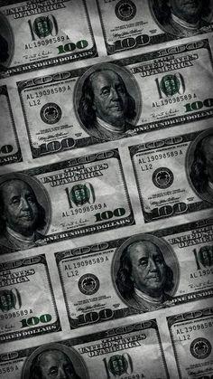 100 Dollar Bills iPhone Wallpaper - iPhone Wallpapers