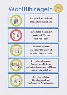 Schulregeln