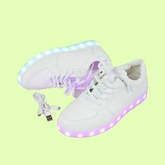 NEO.STORENVY.COM LED LIGHT-UP SHOES   FREE shipping WITH tracking number WORLDWIDE  by shopneo