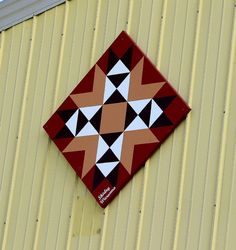 Barn Quilts of Carroll County Illinois