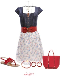 """""""Summer"""" by doris610 on Polyvore"""