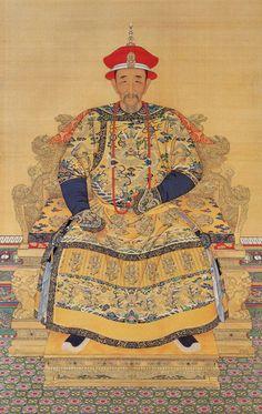Emperor Kangxi of Qing