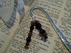 Steampunk  Bookmark  'For the love of a true lady' by cultangel, $6.50