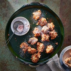 Louisiana's favorite fritter isn't limited to the sweet morning variety. These beignets incorporate jalapenos, crawfish, and a kicky...