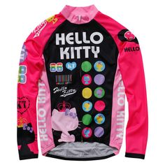 Hello Kitty Japan Official Jersey Cycle Bike Japanese s or M Size See Original L | eBay