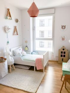 Pastel decor for kids Pastel Decor, Baby Room Design, Nordic Home, Playroom Decor, Toddler Bed, Kids Room, Nursery, Interior Design, Instagram