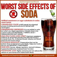 Negative Side Effects Of Drinking Carbonated Water