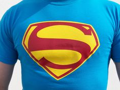 Vintage Superman T Shirt George Reeves Style It 39 S