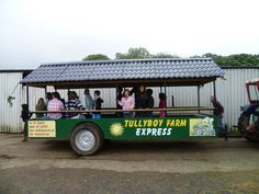 Have a roller coaster Tractor Trailer Ride down the farm and feed the horses and foals. A little scary for those of you not used to travelling on bumpy fields but quite safe! Roller Coaster, Family Activities, Tractor, Fields, Scary, Travelling, Tours, Horses, Seasons