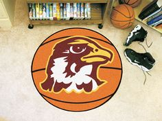 Let everyone know which College team reigns supreme when guests enter your home. Put your loyalty in plain view with this Quincy University Basketball Mat by Fanmats. The nylon mat is chromojet painte
