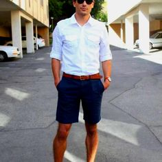 Preppy look that never gets old