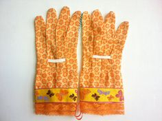 Designer Garden Gloves As Seen In Better Homes And By Katgallery, $20.00