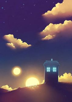 type 40 by Dreki-K Tardis Doctor Who Virginia Woolf, Sherlock, Tardis Art, Tardis Blue, Doctor Who Wallpaper, Tardis Wallpaper, Iphone Wallpaper, Doctor Who Fan Art, Don't Blink