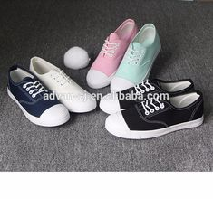 promo code 15d42 96b75 New Arrive Spring Shoe Woman Canvas Flats Vulcanized Italian Shoes for  Ladies