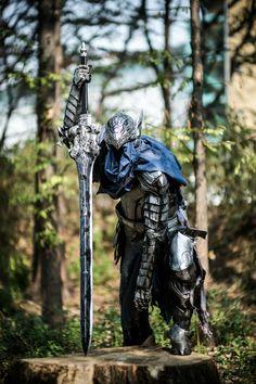 Knight Artorias (Dark Souls II) Seoul Comic World 2015