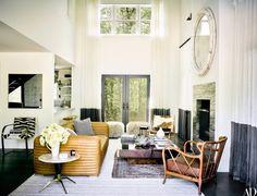 A casa da Ellen Pompeo em Los Angeles - Fashionismo