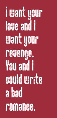 Lady GaGa - Bad Romance - song lyrics, song quotes, songs, music lyrics, music quotes,