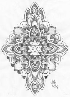Rautenförmiges mandala foto vom tattoo folgt in kürze. Head Tattoos, Wolf Tattoos, Arrow Tattoos, Animal Tattoos, Girl Tattoos, Tattoos For Guys, Tatoos, Mandalas Painting, Mandalas Drawing