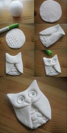 Cotton Owl