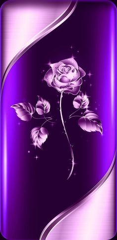By Artist Unknown. Luxury Wallpaper, Purple Wallpaper, Butterfly Wallpaper, Heart Wallpaper, Cellphone Wallpaper, Iphone Wallpaper, Wallpaper Backgrounds, Purple Love, All Things Purple