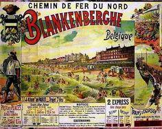 Chemin de fer du nord Blankenberghe