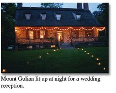 $4000, no overnight, low avail -- Beacon, Welcome to Mount Gulian Historic Site!