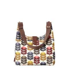 Orla Kiely Tapestry Stem Bag - £140.00  Autumn Must Have Number 5 - Cross Body Bag | School Gate StyleSchool Gate Style