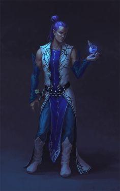 http://anekashu.deviantart.com/art/Elf-and-blue-liquid-601854536