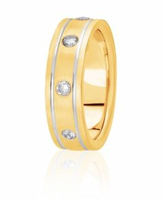 The Wedding Band Company we say it's a man's also. Our His and Her Diamond Wedding Band Collection contains a combination of contemporary and classic styles that will ensure something for everyone.  All available in your choice of 14K or 18K white, yellow, rose and two tone Gold, Platinum or Palladium.For sale inquiries and more information about eternity bands visit : http://www.theweddingbandco.com/His_and_Her_Diamond_Wedding_Bands/catid/36