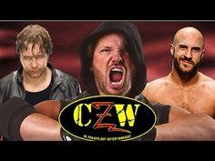 7 LUCHADORES DE WWE QUE LUCHARON EN CZW