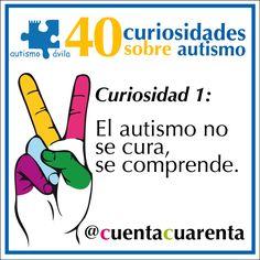 2 de abril, Día de la concientización del autismo. Excelente campaña de cuentacuarenta.com