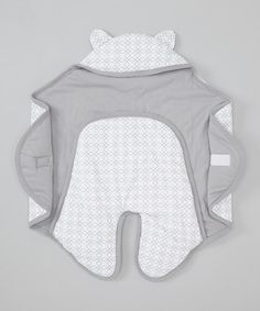 Light Gray Little Critter Sleeping Sack -- I could figure out how to sew this, right? I think it would be a great alternative to a coat. Wonder if I could figure out how to keep the arms free for the car seat...?