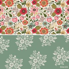 beautiful patterns; copyright - orange you lucky! blog by Helen Dardick