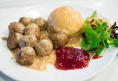 Ikea has delighted fans by sharing the recipe for its iconic Swedish meatballs. Last month, the furniture giant temporarily closed all Ikea stores across the UK and Ireland to customers as a precautionary measure against the ongoing coronavirus pandemic. Ikea Meatballs, Tasty Meatballs, Swedish Meatball Recipes, Pork Mince, Clean Plates, Creamy Mash, Sausage Rolls, Home Food, Vegetable Stock