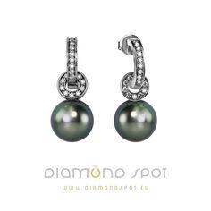 perly - Tahitské a sladkovodní perly - Zlatnictví Diamond Spot, Praha 1 Pearl Earrings, Pearls, Jewelry, Diamond, Pearl Studs, Jewlery, Jewerly, Beads, Schmuck