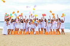 Annelise Querino: Inspire-se: Fotos de formatura/casamento na praia