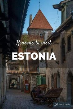 6 Experience you must have when you Visit Estonia | The Planet D