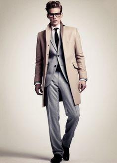 Great jacket - camel can be worn with most any color!