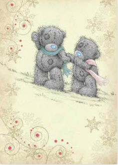 <3 Tatty Teddy <3
