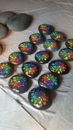 Chakra mini stones