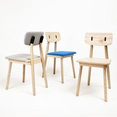 de vorm, clip chair