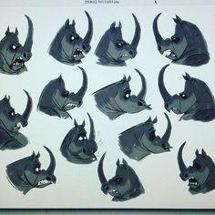 Image result for zootopia rhino