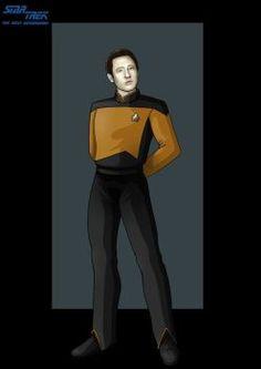 comandante Data