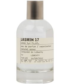 This natural Jasmine is the floral perfume par excellence, and was created as a modern alternative to the old-fashioned traditional floral signatures