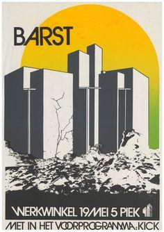 Optreden muziekgroep Barst