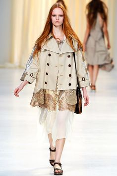 Antonio Marras Spring 2011 Ready-to-Wear Fashion Show - Luisa Bianchin